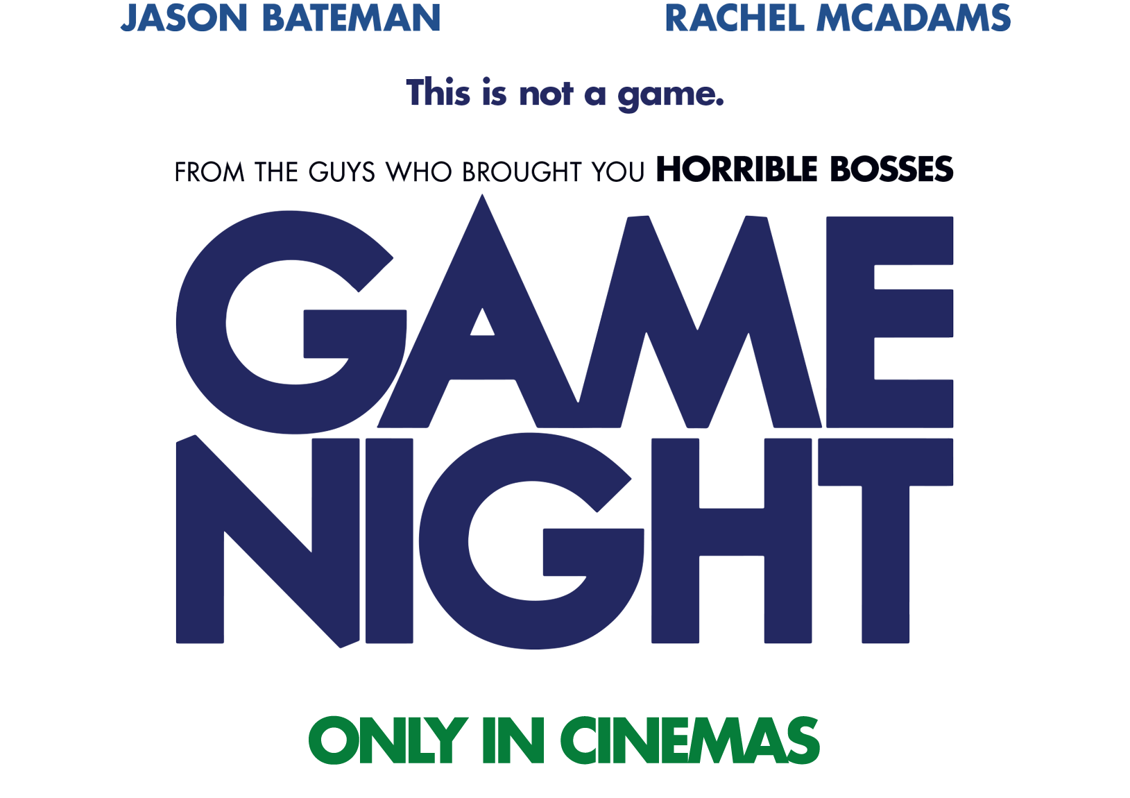 GAME NIGHT MARCH 2